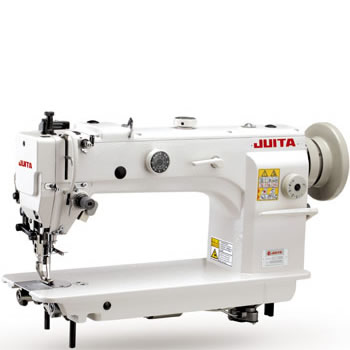 JT0308 HEAVY DUTY TOP AND BOTTOM FEED LOCKSTITCH SEWING MACHINE SERIES