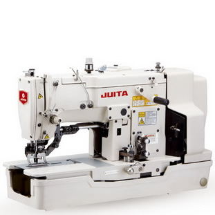 JT781 LOCKSTITCH BUTTON HOLING MACHINE SERIESFLAKE MACHINE